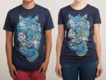 New Space Found on Threadless by bogielicious