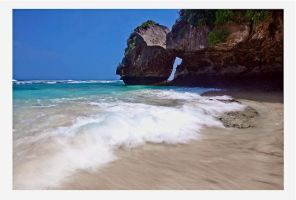 Suluban Beach 2 by rosekampoong