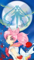 Sailor Chibi Moon by itsMiocchi