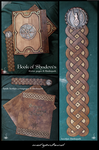Book of Shadows covers only by morgenland
