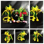 Male Accessory Dragon by LittleCLUUs