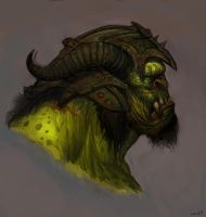orc by SaeedRamez