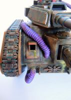 Possessed Leman Russ 004 by Rekrelle