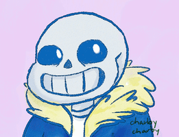 Sans by charbycharby
