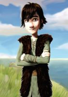 Hiccup by Ugank373