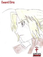 Edward Elric by 10on20