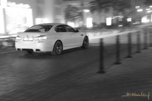 BMW M5 by ramyk