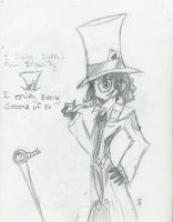 Mad Hatter by ValorGuy