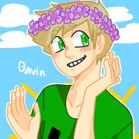 gavin prinse of the flowercrowns by egadmychips