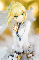 Saber Bride by HunterX-v2