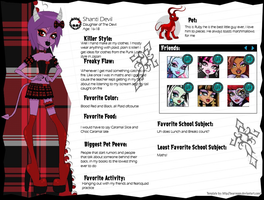 Shanti Devil Profile - Monster High by bloodwolf665