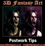 Postwork Tips and Tricks by 3D-Fantasy-Art