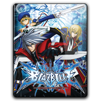 Icon PNG BlazBlue: Calamity Trigger V2 by TheMaverick94