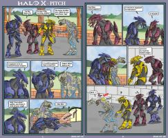 Halo X: Pitch by Skyward-Dreamer