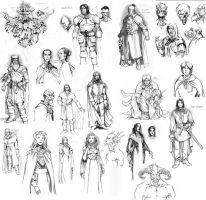 WheelOfTime Character Design 2 by ChaseConley