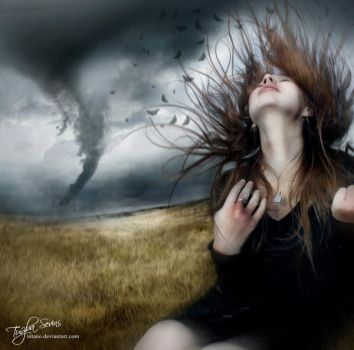 Storm Still Rages Inside by intano