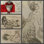 OFF/HOMESTUCK Pen and Pencil Sketches by MariusOfTheSea