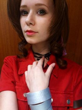 Aerith Preview 02 by Aelyin-Cosplay