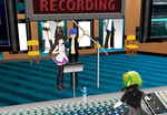 Recording A Duet Kaito and Kokone by Miogasan