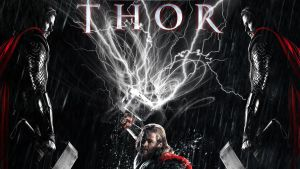 Thor Wallpaper by viork