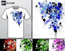 DA Shirt Design 1 by chronometer