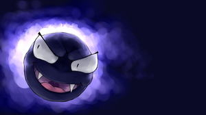 Gastly for Daanu by RomyvdHel
