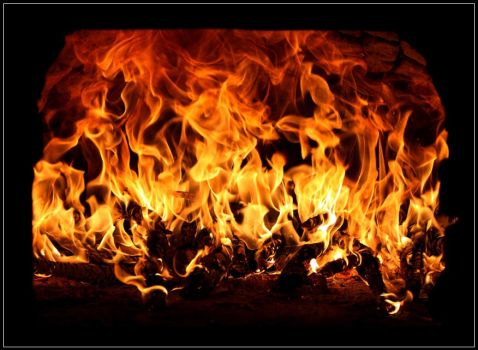 Anatomy of Fire by Alexandru-Dan