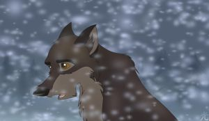 .:Balto- Into the Blizzard:. by ypput