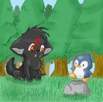 It's a penguin by SasoriDanna94