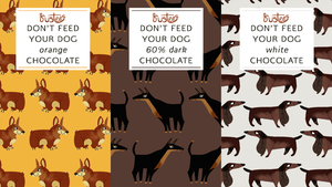 rustees: DON'T FEED YOUR DOG CHOCOLATE TOO by callupish
