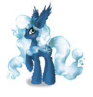 Water pony by Wilvarin-Liadon
