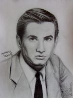 Anthony Perkins by drEminens