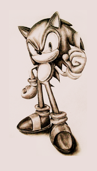 sonic by devilwithin91