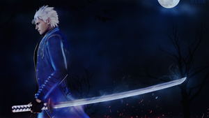 Vergil Sparda by Dampir07