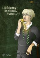 Draco, the man xD by MissNariel