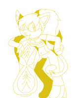 ::Point Commission:: Maria-Sonic Riders by Jewel-Shapeshifter