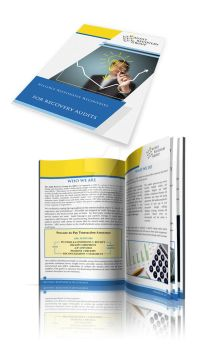 Audit Recovery Group brochure by tale026