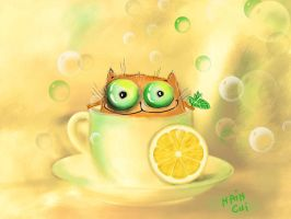 Lemontea by bemain