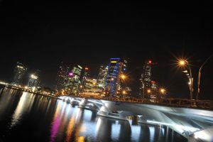Singapore City by ice-bear
