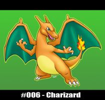 Charizard for GallantWolf by Nyaasu