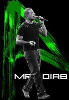 Amr Diab by IslamxAhmed