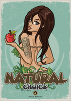 The Natural Choice by Area-44