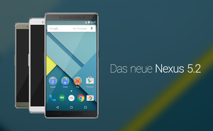 Nexus 5 2015 Concept by TheFreal