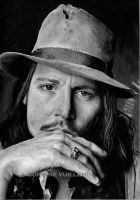 Johnny DEPP by Sadness40