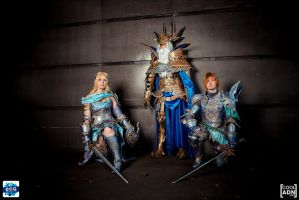 Odin annd us. by Shoko-Cosplay