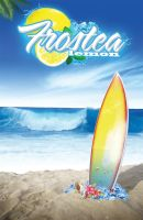 Frostea Surfboard Ad by ValueDesignz