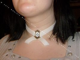 Assassin's Creed Choker by Emmy-has-a-Gun