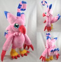 Biyomon by Lexiipantz