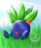 Oddish by Blaisie