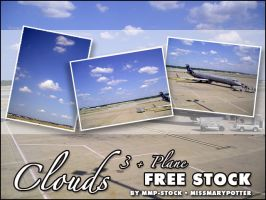 FREE STOCK, Clouds 3 by mmp-stock